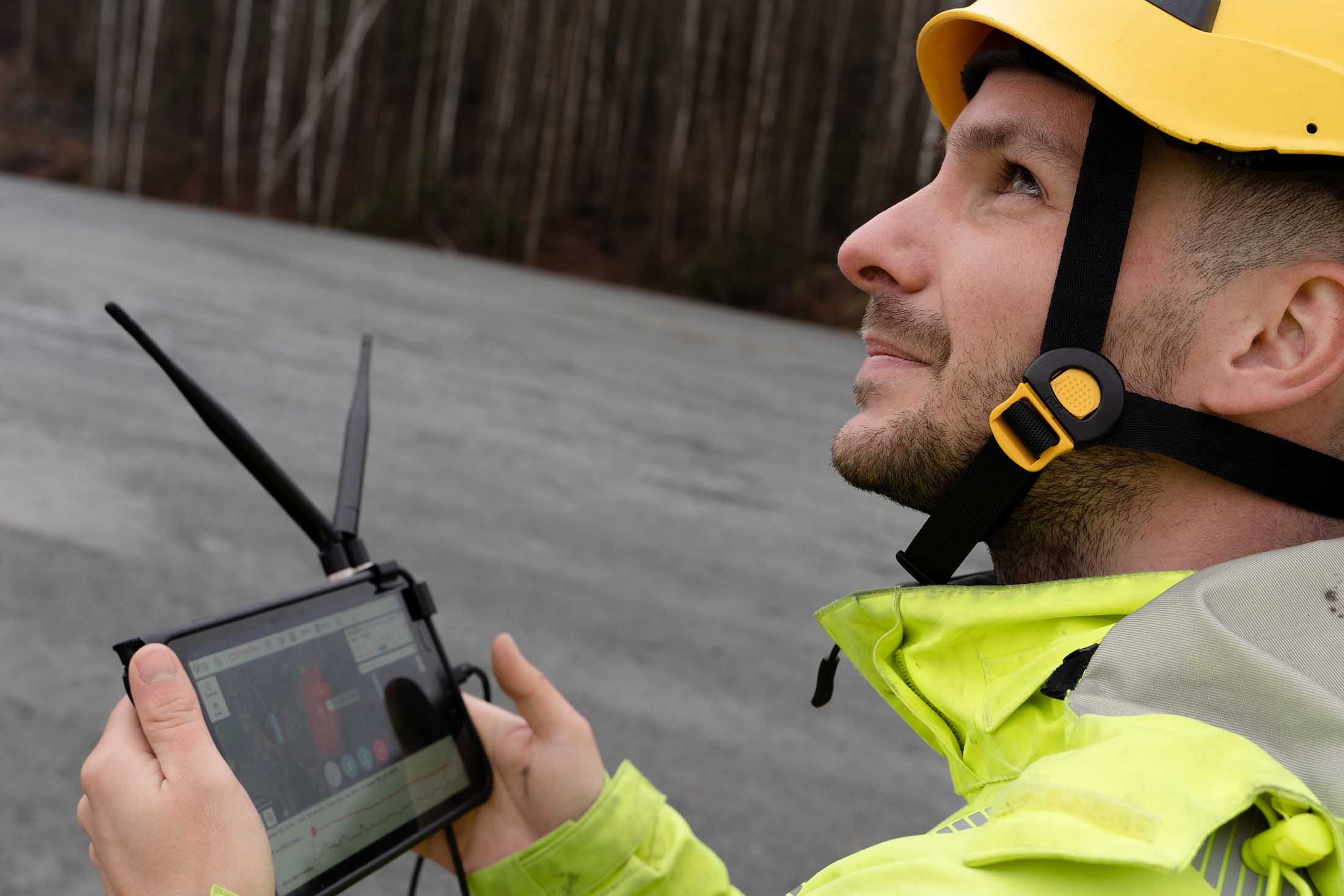 Drone and RPAS services offered