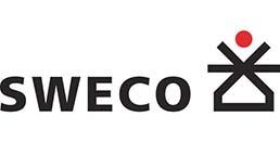 company reference with sweco company logo