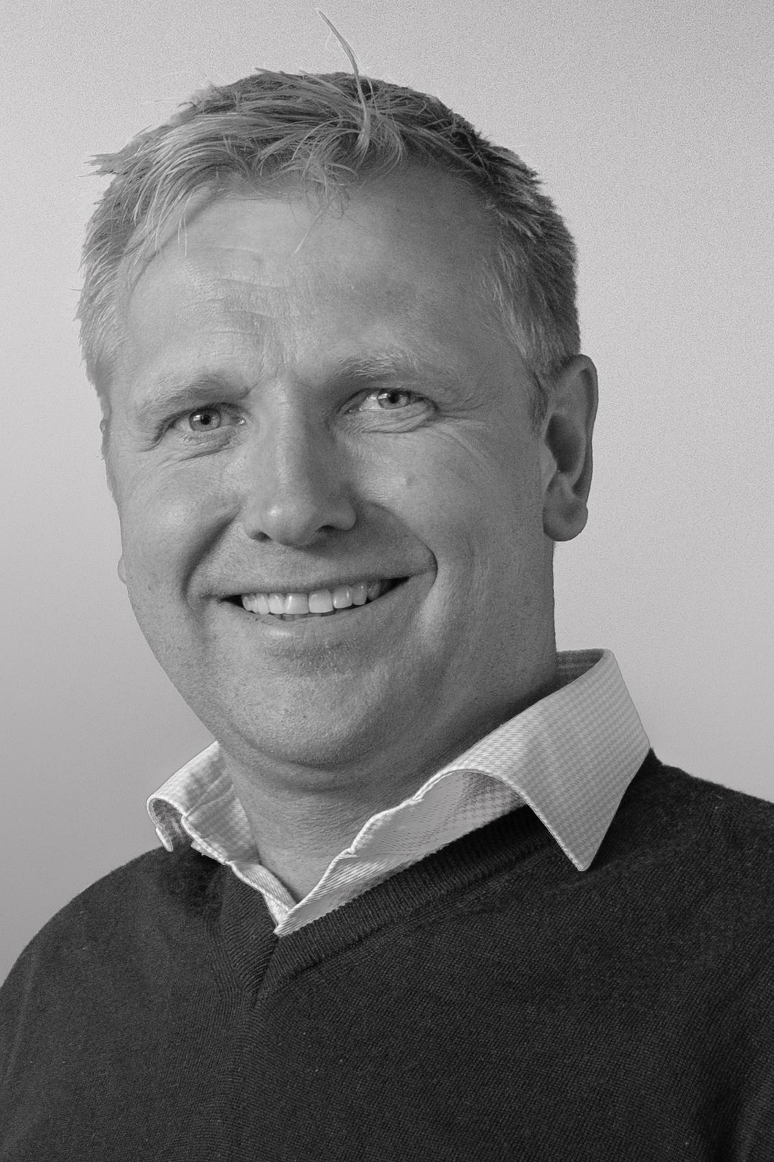 Håkon Andresen markedssjef i Scan Survey